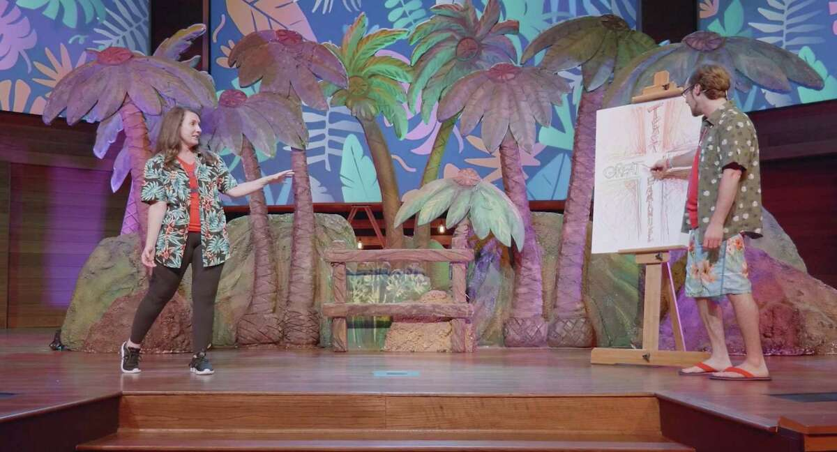 This year's Vacation Bible School from The Woodlands United Methodist Church was held virtually due to COVID-19. Every ministry in the church has had to find a way to move their services to a digital platform during the pandemic.