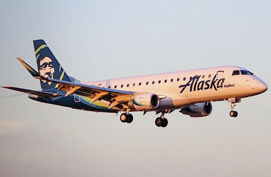 The Bay Area will get new regional routes from Alaska Airlines in Seeptember. Photo: Alaska Airlines
