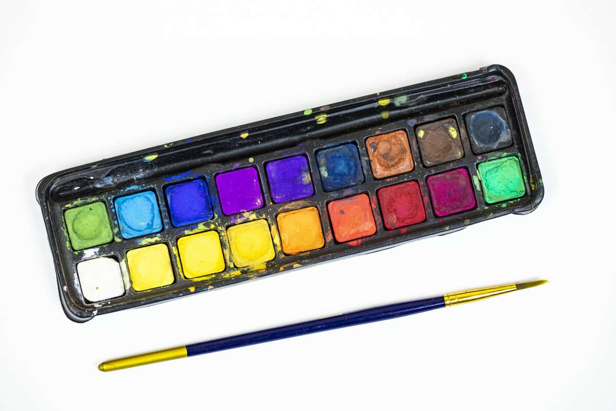 Watercolors are sold in several grades at different price. Beginners can go ahead and buy student grade, which is the least expensive. Watercolor kits will provide the range of primary colors necessary to mix and create a variety of hues. They can also include brushes.