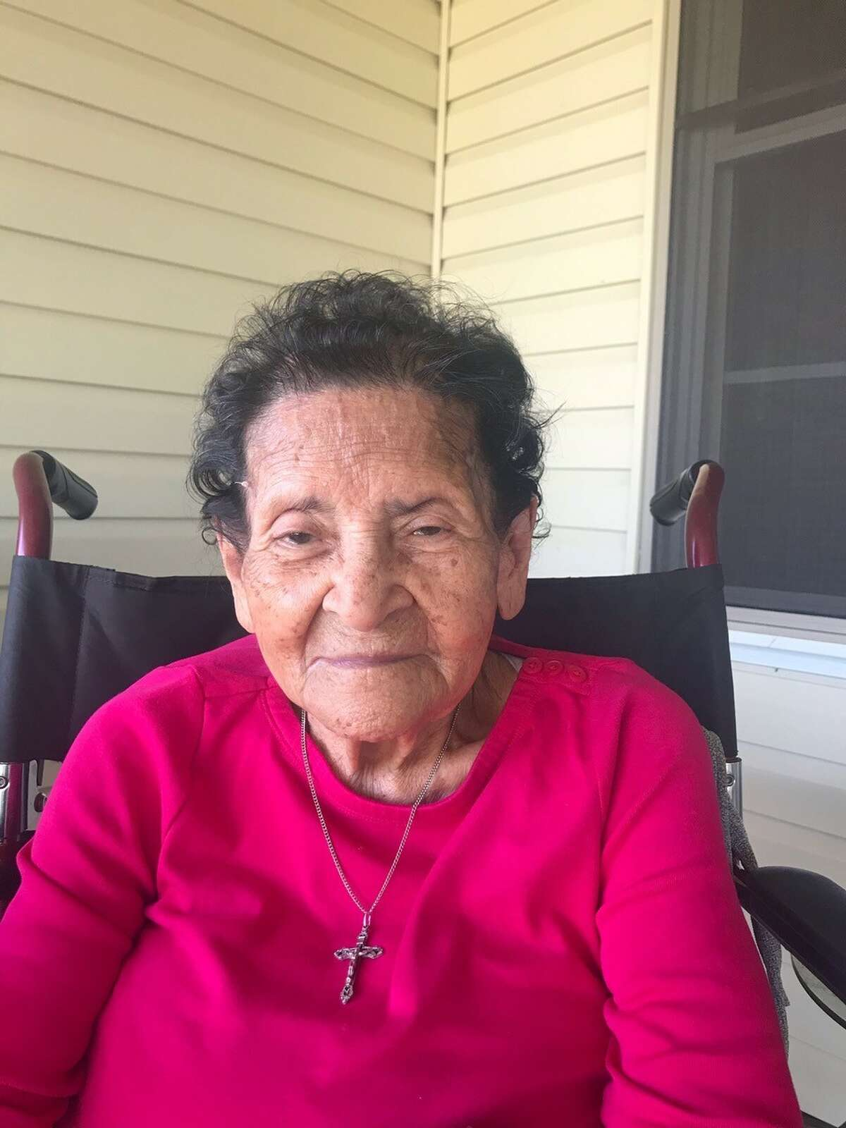 Maria Lopez got a special parade to celebrate her 104th birthday.
