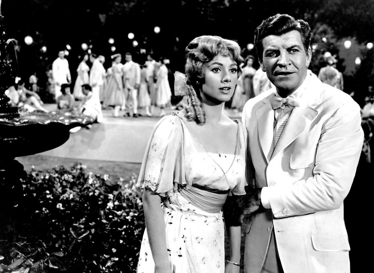 THE MUSIC MAN, Shirley Jones, Robert Preston, 1962