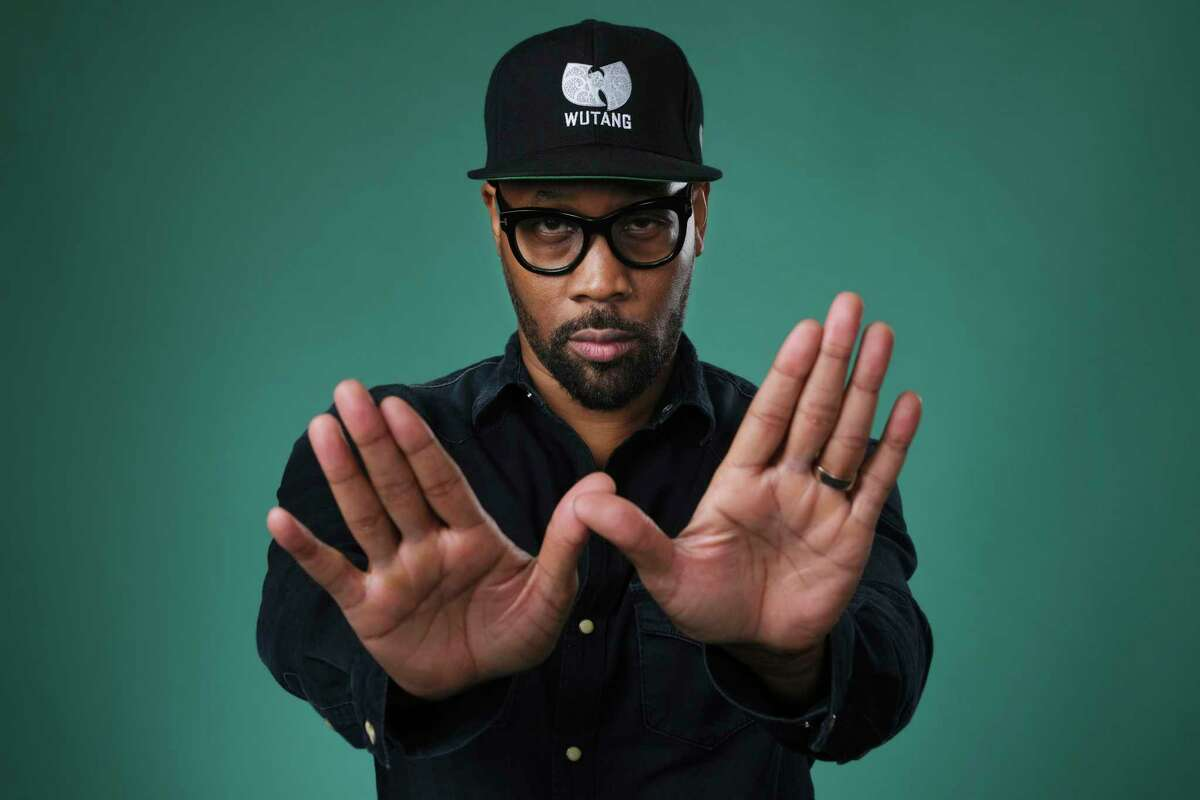 FILE - In tis July 26, 2019 file photo, Wu-Tang Clan member RZA poses for a portrait during the Television Critics Association Summer Press Tour in Beverly Hills, Calif. RZA turns 51 on July 5. (Photo by Chris Pizzello/Invision/AP, File)