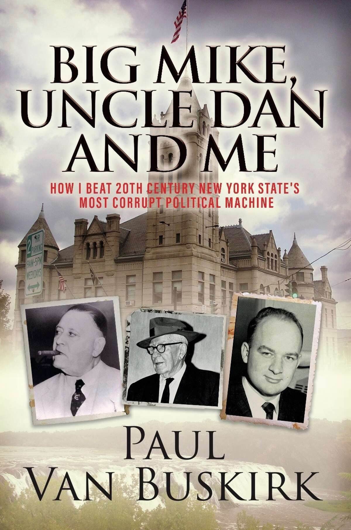 Cover of Paul Van Buskirk's book