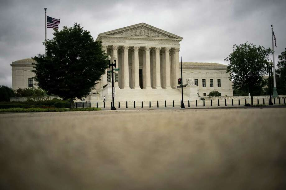 The Supreme Court building in Washington, D.C., on June 17. Photo: Bloomberg Photo By Al Drago / © 2020 Bloomberg Finance LP