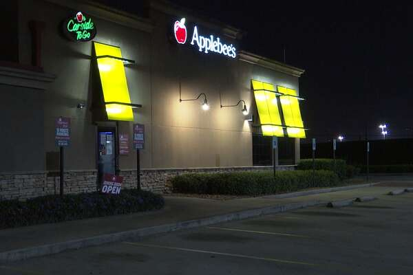The woman and her co-workers at an Applebee's off E Sam Houston Parkway in east Houston were preparing to celebrate Fourth of July when the accident happened.