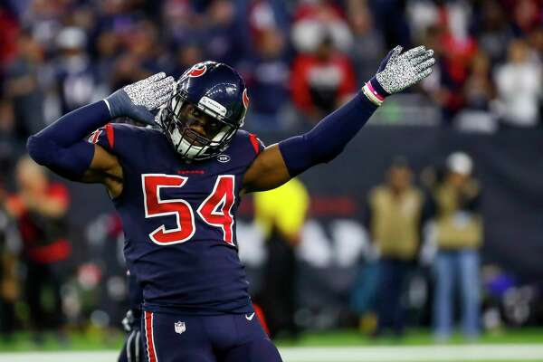 Houston Texans linebacker Jacob Martin is ready to celebrate football again but is mindful of the 'fear factor' that comes with the coronavirus pandemic.
