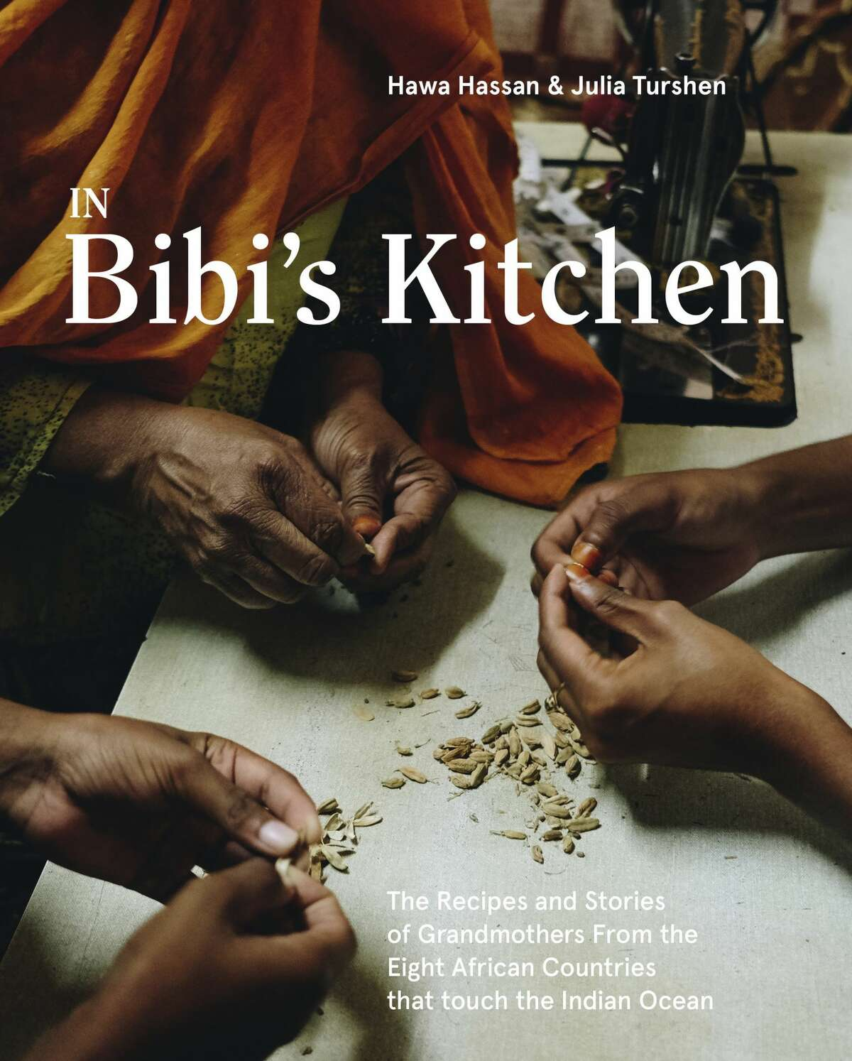 """Hawa Hassan's upcoming cookbook, """"In Bibi's Kitchen,"""" explores recipes and stories of grandmothers from eight African countries that touch the Indian Ocean."""
