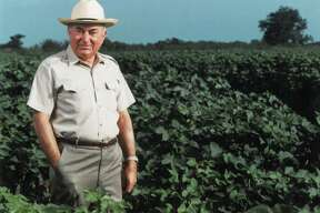 Perry Adkisson, former Texas A&M chancellor and nationally recognized entomologist, died in late June. Photo credit: Texas A&M University