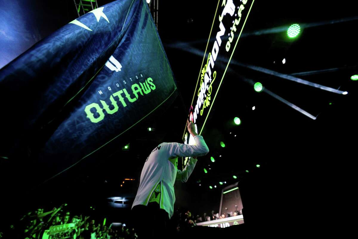 The Houston esports team, the Outlaws sold 2,000 single and two-day passes for its homestand in late February. he team and its leagues, the Overwatch League, moved matches online in response to the coronavirus pandemic and kept playing.