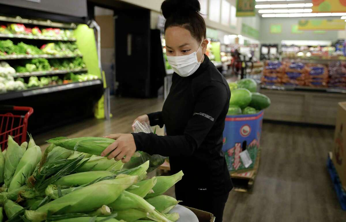 FILE. Letter writer notes she wears a mask for her safety and that of others. (AP Photo/Ben Margot)