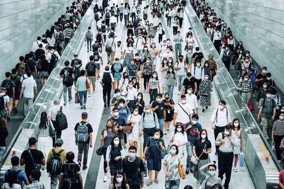 Herd immunity occurs when the vast majority of people in a geographic region are immune to a disease, eventually stopping its spread. Photo: Getty Images