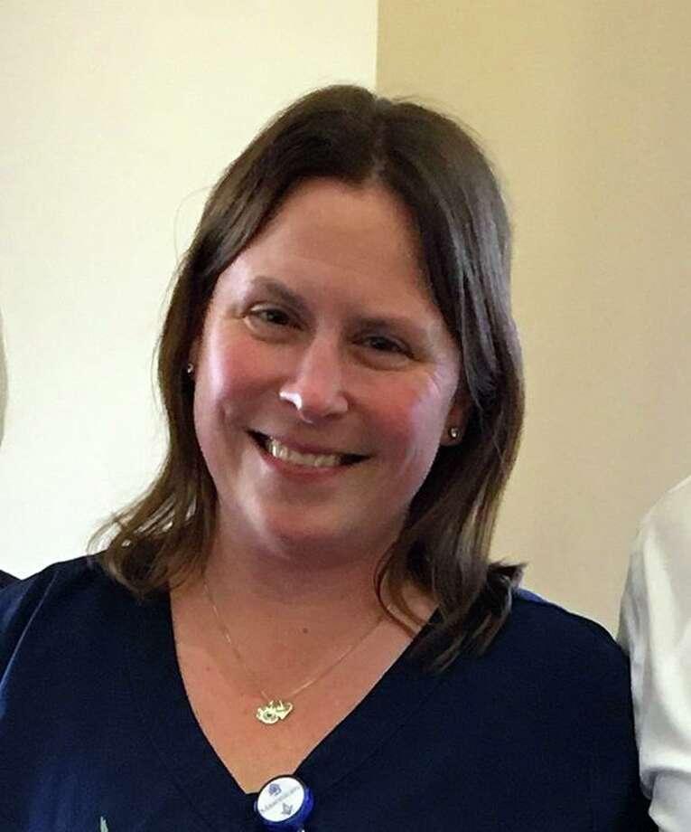 Erin Cerrito, RN, Masonicare Home Health & Hospice Photo: Contributed Photo /