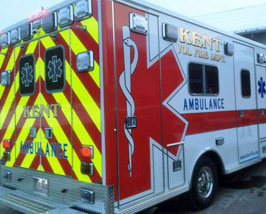 Kent Volunteer Fire Department ambulance. Photo: Facebook / Kent Volunteer Fire Department, Inc.