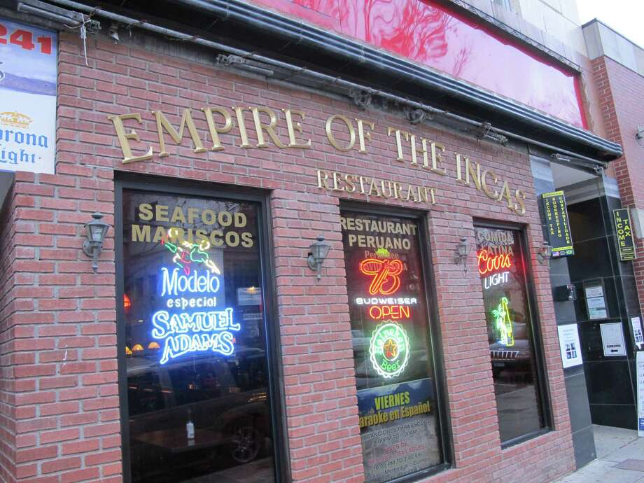 File photo of Empire of the Incas in Danbury. Photo: Libor Jany / Libor Jany / The News-Times