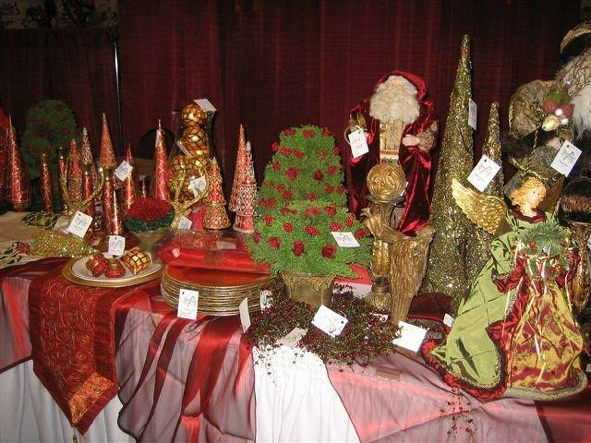 Festive items along with items for the fall will be on sale at the Kingwood Women's Club Holiday Market Oct. 28 at the Humble Civic Center.