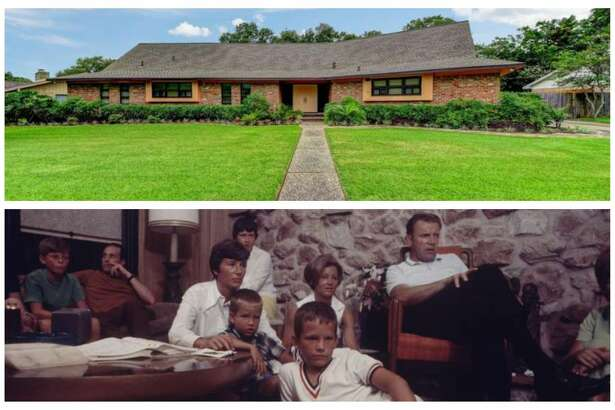 Neil Armstrong's former home