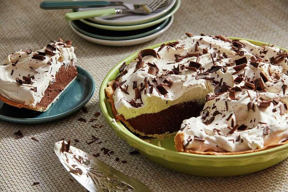 Chocolate Cream Pie. Photo: Photo For The Washington Post By Tom McCorkle / Tom McCorkle Images LLC