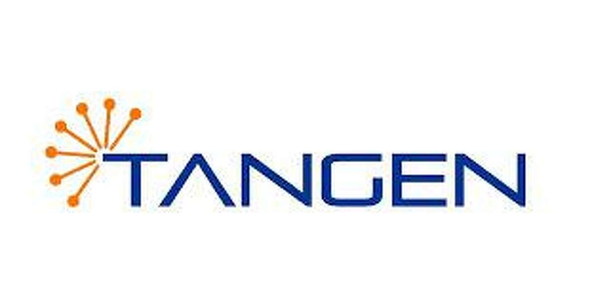 The logo for Branford-based Tangen Biosciences