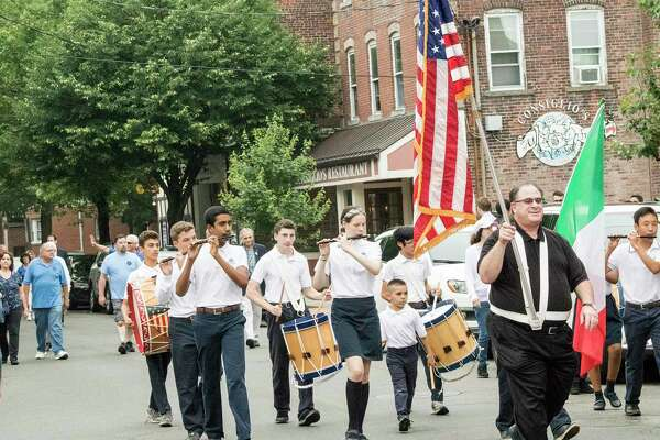 The 119th Feast of St. Andrew, which featured nights of free musical entertainment and Italian food in Historic Wooster Square, St. Andrew Apostle Society club grounds, 515 Chapel St., New Haven.