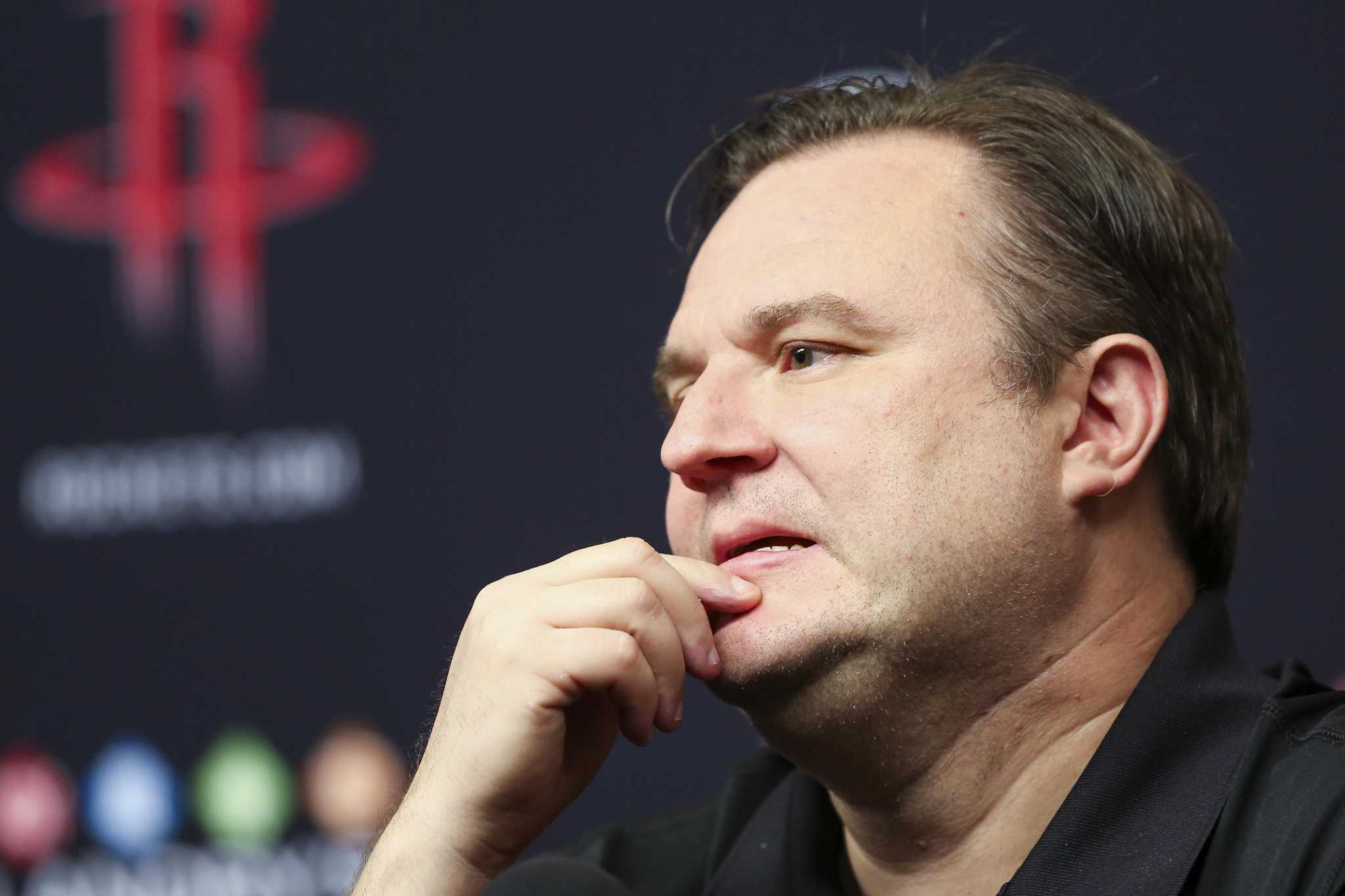 Sixers to hire former Rockets GM Daryl Morey