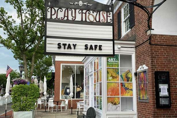 The New Canaan Playhouse has closed again, after opening for nearly two weeks as part of Gov. Ned Lamont's Phase II re-opening plan for Connecticut.