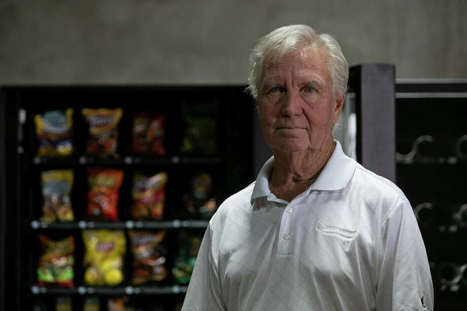 As a teen, Allan Pundt started working at Tom's Snacks. Today, he owns the rebranded company. Photo: Lisa Krantz / Staff Photographer / San Antonio Express-News