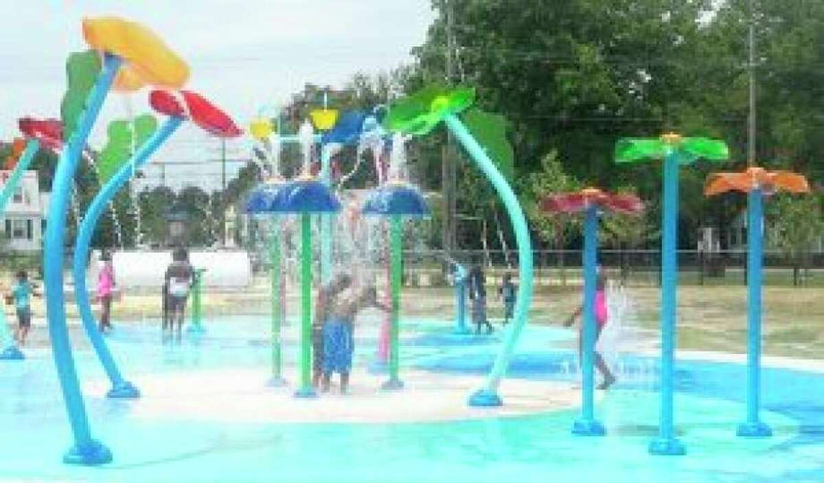 The Evart City Council voted to approve opening the splash pad once safety procedures are approved by local health officials. When opened, safety restrictions dealing with the COVID-19 pandemic will be implemented, including limited numbers of participants at a time, periodic cleaning, and personal protective equipment of workers. (Courtesy photo)