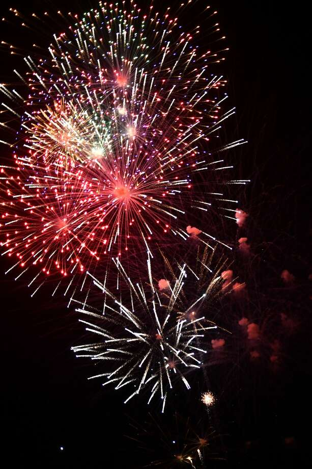 Fireworks Photo: Nathan Giese/Planview Herald