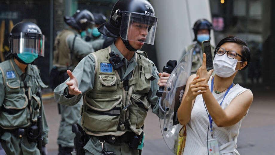Photo: Kin Cheung/AP/Shutterstock