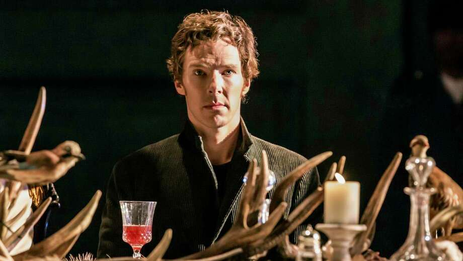 Academy Award nominee Benedict Cumberbatch (BBC'sSherlock,The Imitation Game) takes on the title role of Shakespeare's great tragedy, Hamlet. Photo: The Ridgefield Playhouse / JOHAN PERSSON