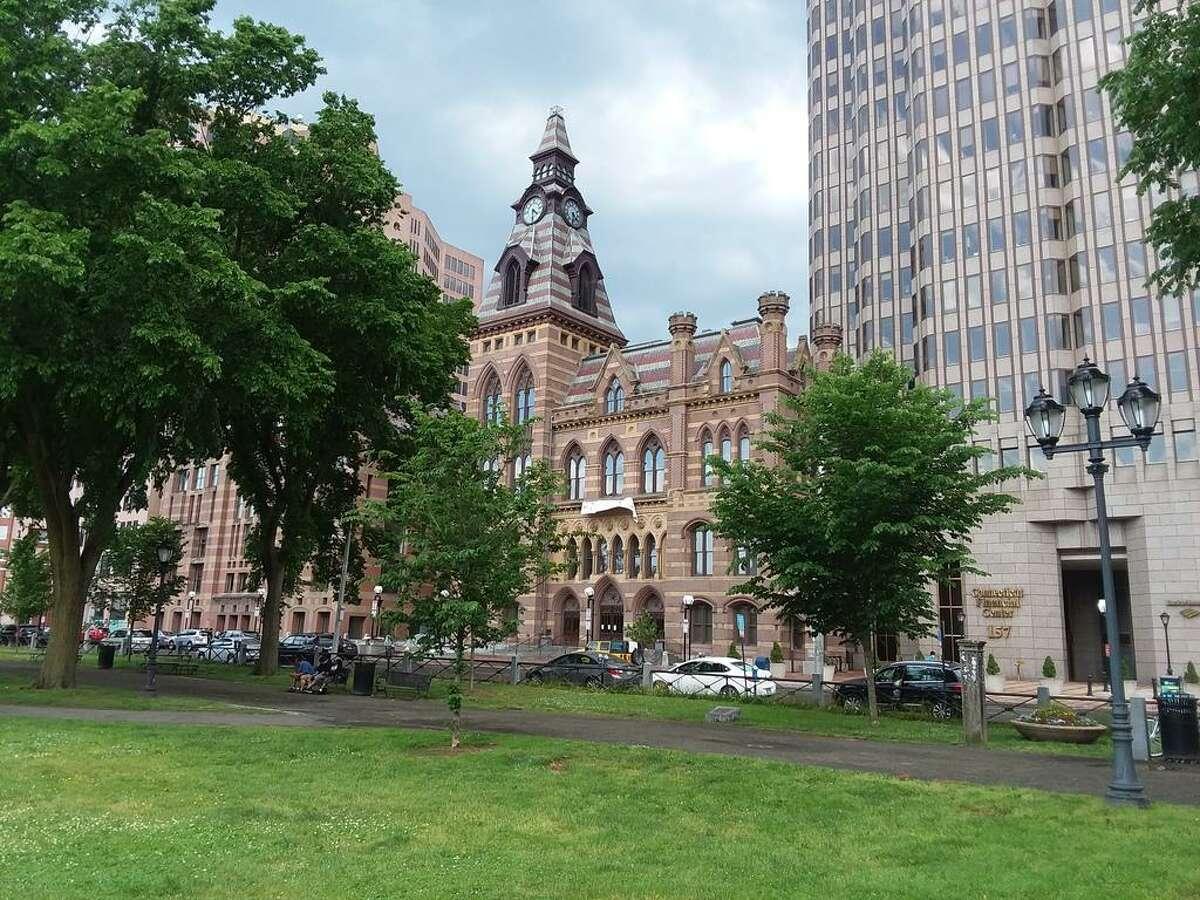 New Haven City Hall June 2020