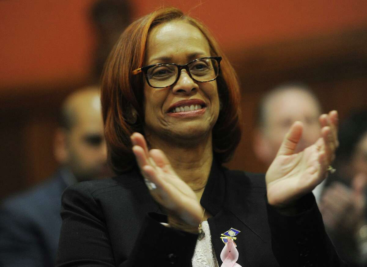 State Rep. Toni Walker, D-New Haven