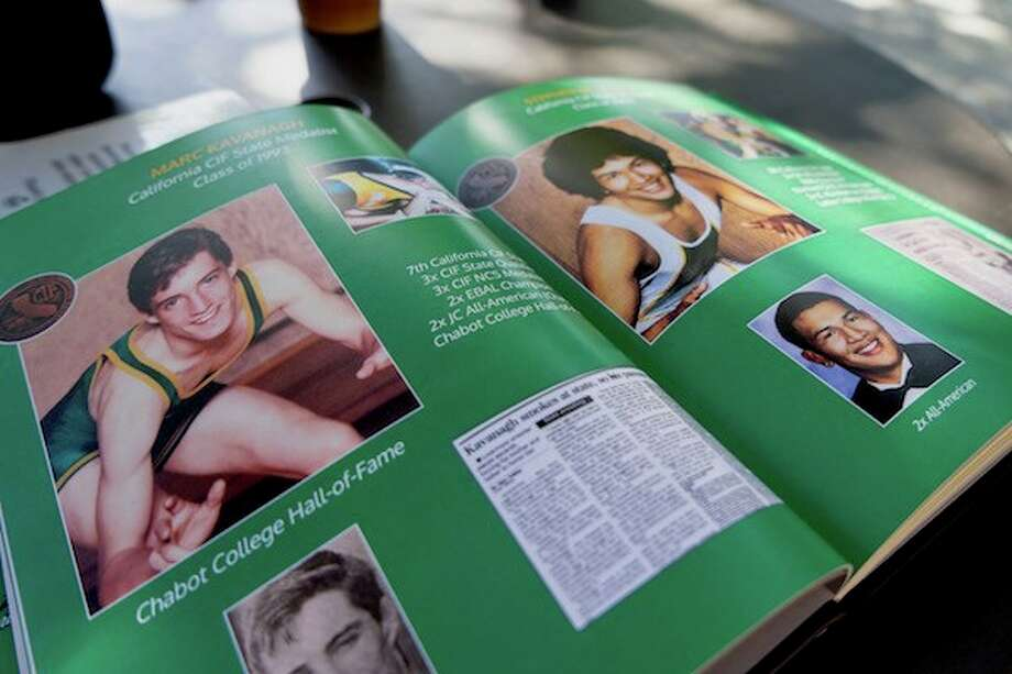 Livermore High Wrestling New Book Available Photo: SportStars Magazine