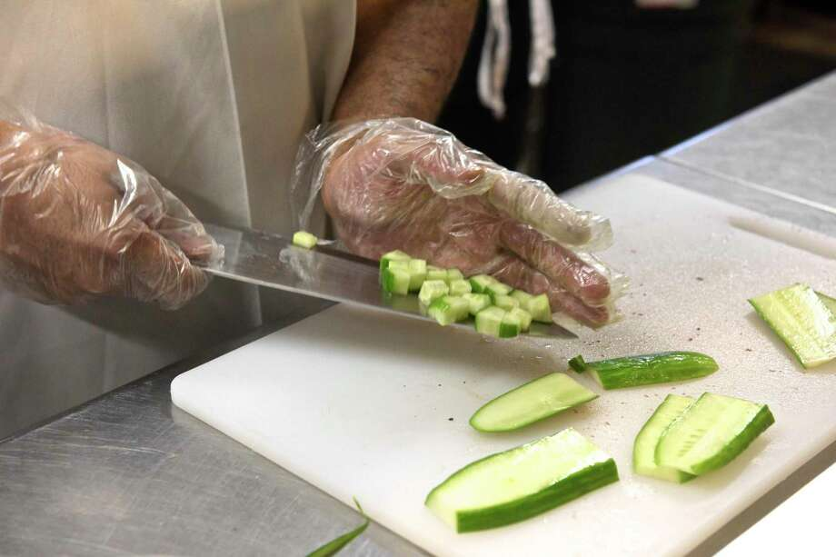 Zucchini is a versatile vegetable. Photo: H John Voorhees III / Hearst Connecticut Media / The News-Times