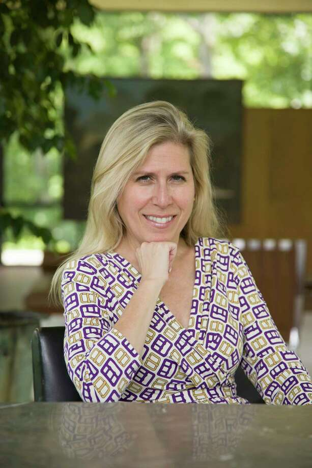 Hilary Lewis is the chief curator and creative director of The Glass House in New Canaan. Photo: Robin Hill / Contributed Photo / ROBIN HILL (C)