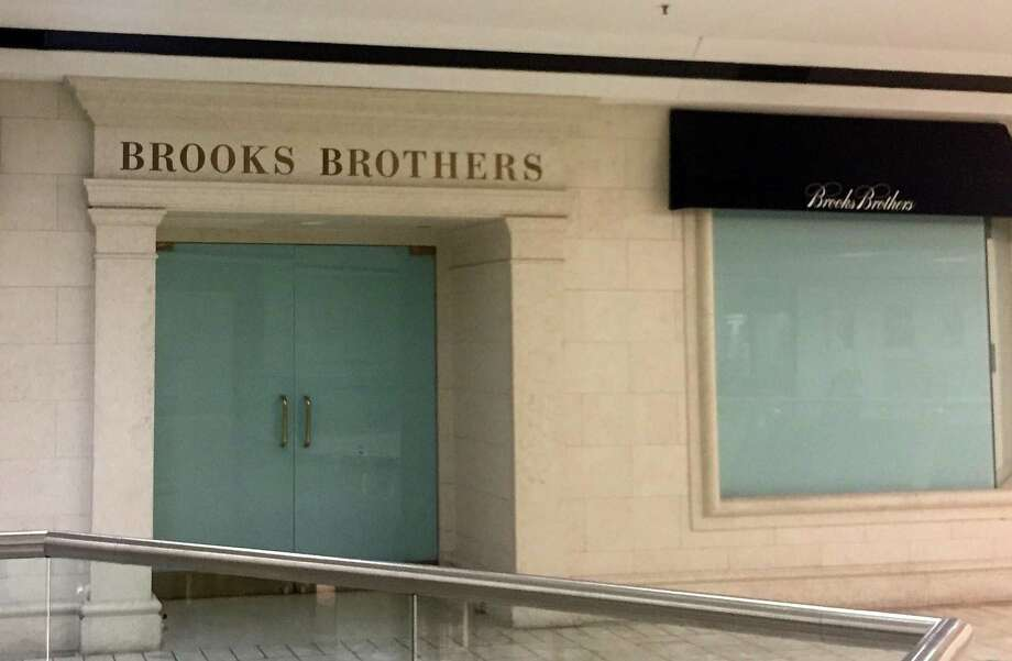 Brooks Brothers, one of the original tenants at Stamford Town Center, has permanently closed its store at the downtown mall. Photo: File Photo