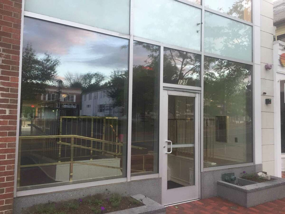Brooks Brothers has permanently closed its women's store at 125 Main St., in downtown Westport, Conn.