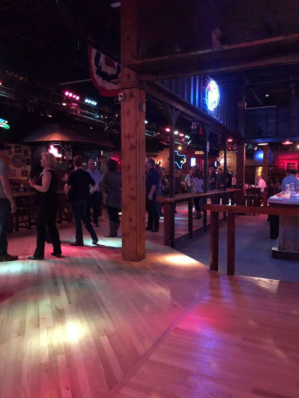 Big Texas Spring Dance Hall & Saloon is closing its doors for good after 15 years. Photo: Yelp/Karen C.