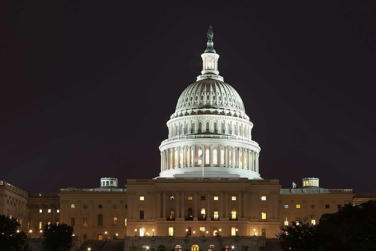 The U.S. Capitol building in Washington, D.C. (Dreamstime/TNS)