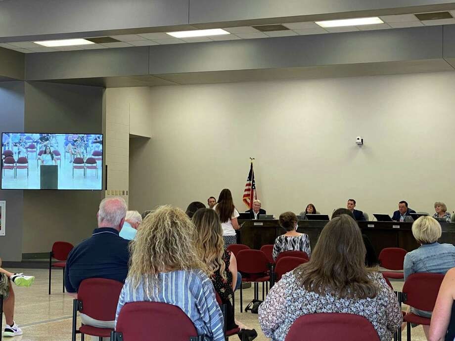 The Montgomery Independent School District's Board of Trustees has passed the 2020-2021 budget. Photo: Meagan Ellsworth / Meagan Ellsworth