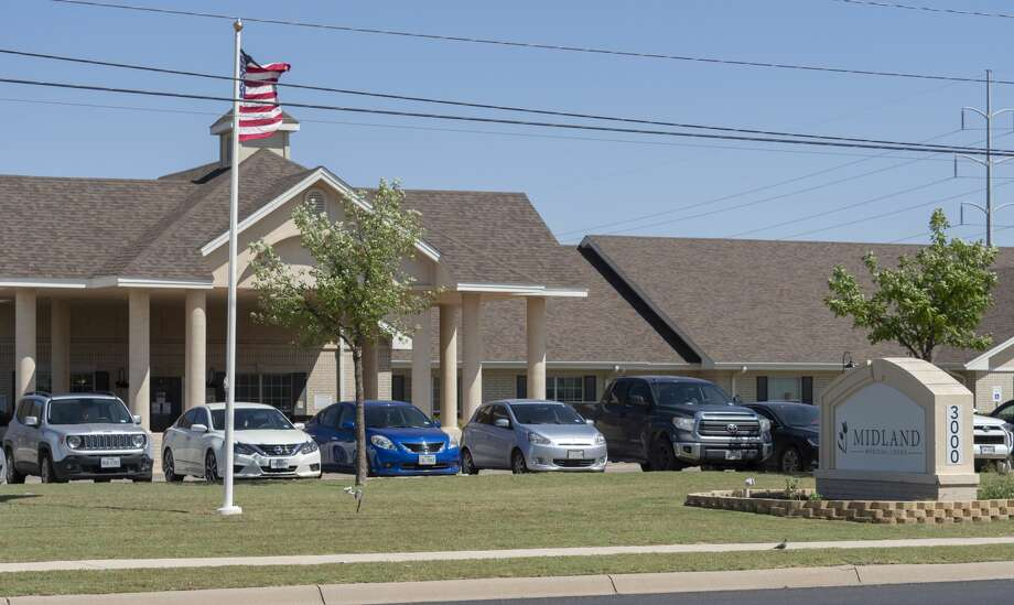 Area nursing homes like Midland Medical Lodge have been affected by the coronavirus. 04/16/2020 Tim Fischer/Reporter-Telegram Photo: Tim Fischer/Midland Reporter-Telegram