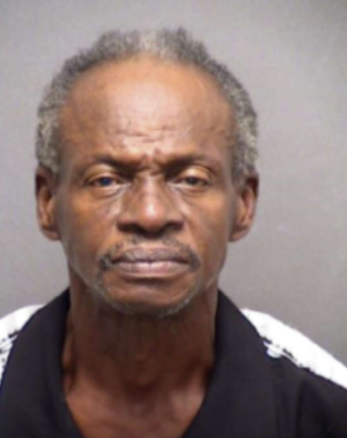 Carlos Robinson, 69, fled the 600 block of Ferris Ave. after critically injuring the victims at approximately 9:26 a.m. Tuesday, police said.
