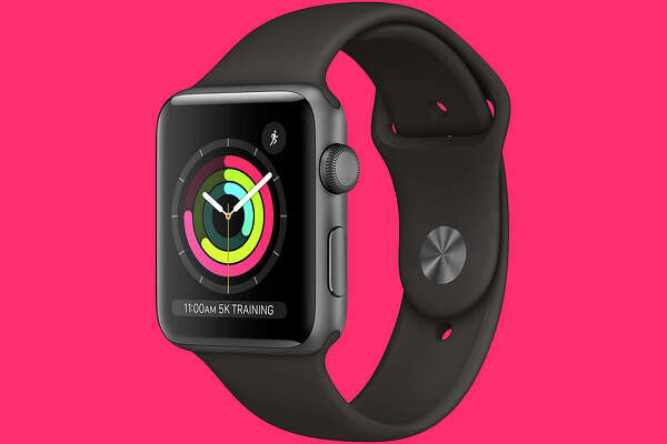 The Apple Watch Series 3 is down to $169 on Amazon right now.