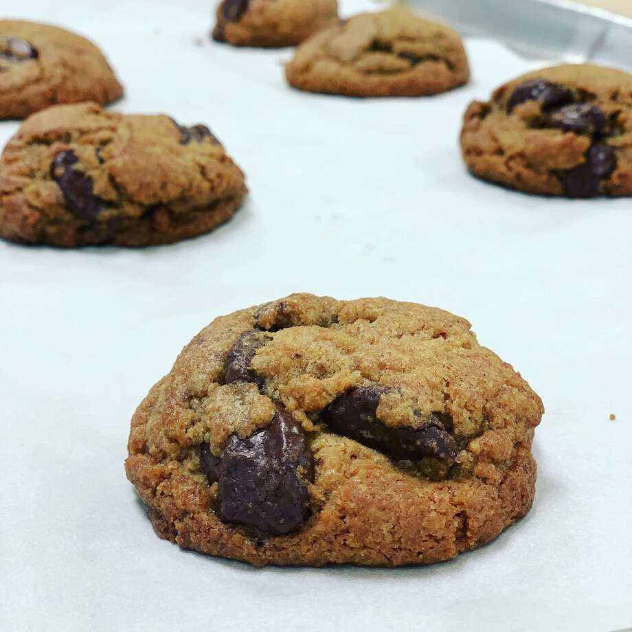 You can get chocolate chip cookies and four types of bread from Bread Man Baking Co.'s Bakers Against Racism sale. Photo: Bread Man Baking Co.