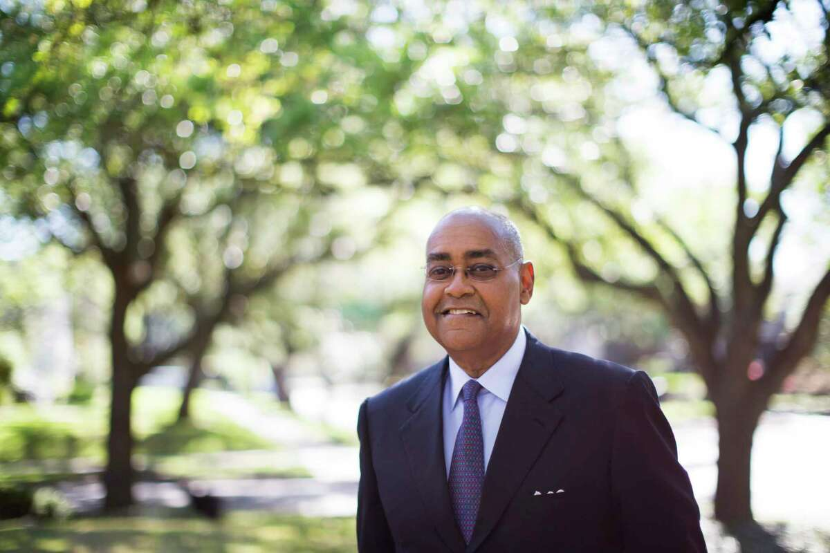 Harris County Commissioner Rodney Ellis won approval for the disparity study in 2018, as long as he took the $650,000 to finance it out of his own precinct's budget. ( Marie D. De Jesus / Houston Chronicle )