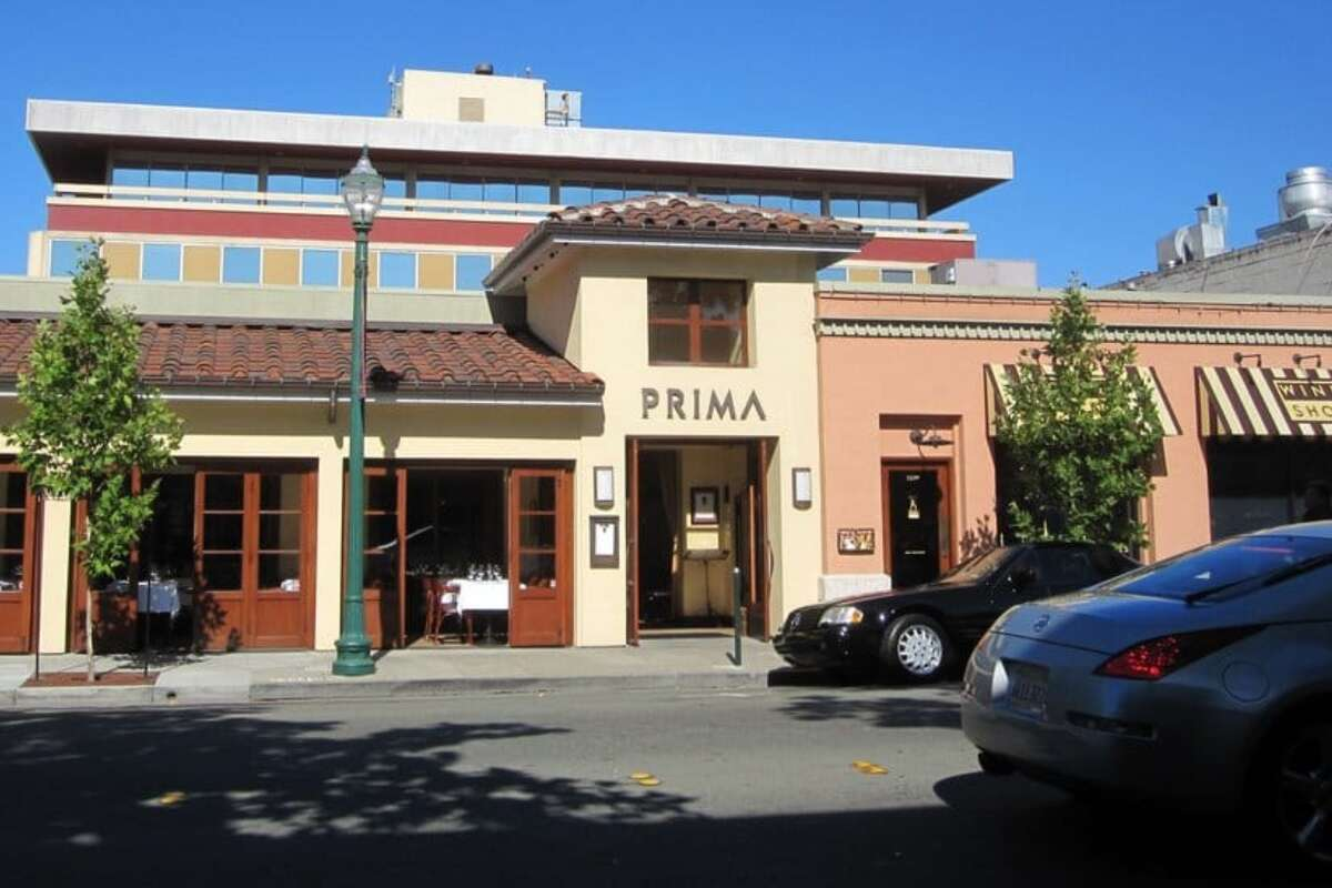 PRIMA restaurant, located at1522 N Main St. in Walnut Creek, has permanently closed after 43 years.
