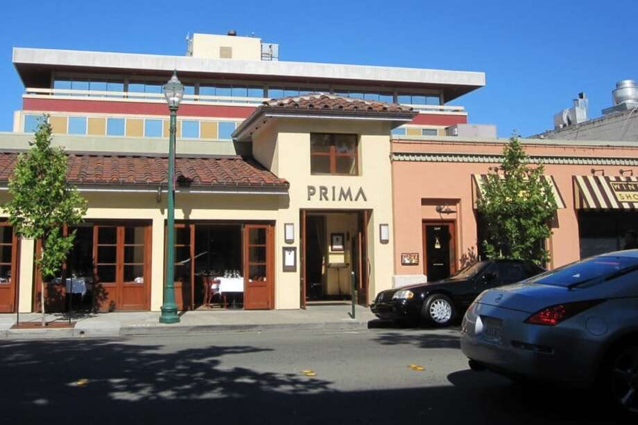 PRIMA restaurant, located at 1522 N Main St. in Walnut Creek, has permanently closed after 43 years. Photo: Kevin Y. On Yelp