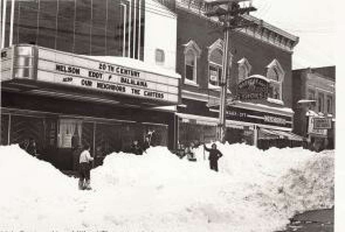 Bank Street Theater in New Milford was known as the 20th Century Theater in the 1940s.
