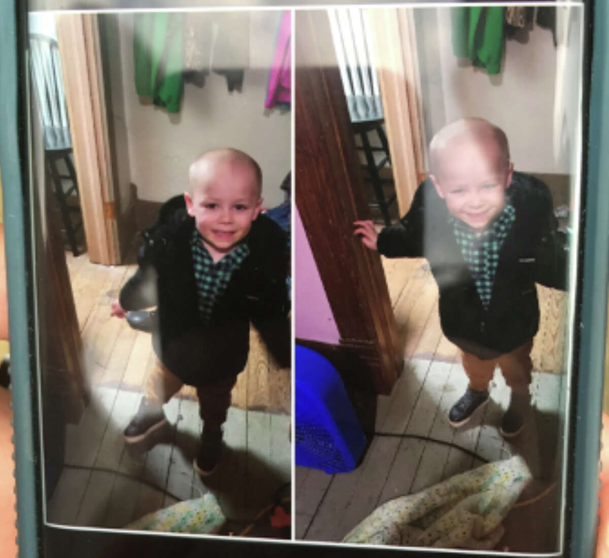 Police are trying to locate 4-year-old Elias Joseph Krajenke, who was last seen July 4.