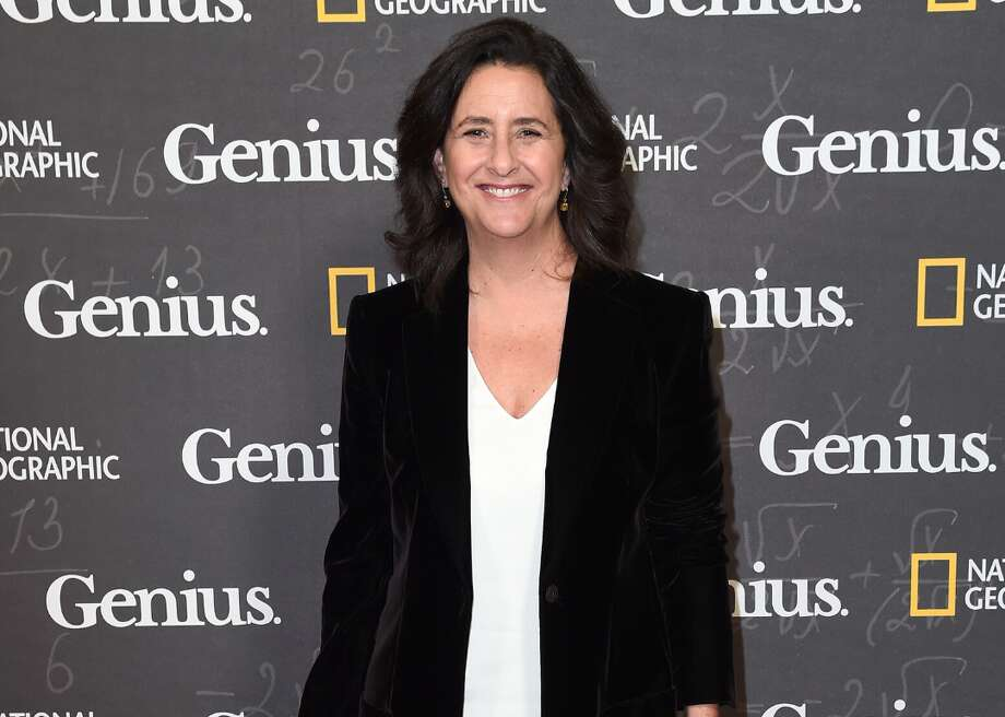 """#50. Jean (Gigi) Pritzker - Net worth: $2.6 billion (#968 wealthiest person in the world) - Source of wealth: hotels, investments  Jean (Gigi) Pritzker, 58, is one of several heirs to the Hyatt Hotels fortune. She is the founder of Madison Wells Media, an entertainment company named after the Chicago streets where her great-grandfather once sold newspapers, and has produced films such as """"Ender's Game"""" and """"Hell or High Water."""" Pritzker is also behind the Pritzker Pucker Family Foundation, which donates to nonprofits focused on the arts, education, and building community. Photo: Eamonn M. McCormack // Getty Images"""